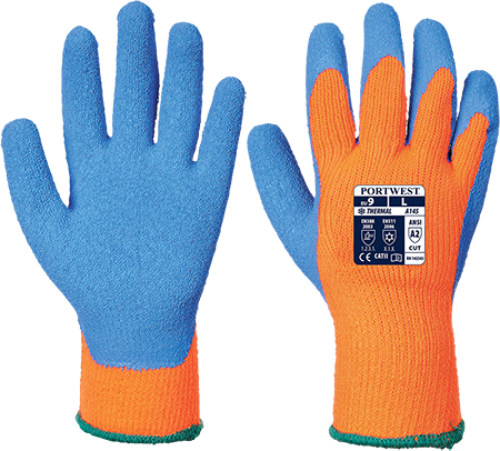 PORTWEST TERGUS MICRO GLOVES MANY COLORS SIZES M-XXL  A251